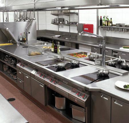 La cuisine commerciale sans hotte : l'équipement qu'il vous faut à la place