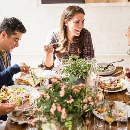 Comment organiser un dîner d'automne confortable