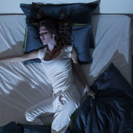 10 raisons pour lesquelles vous ne dormez pas bien la nuit